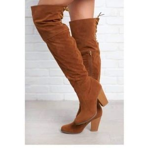 NanaMacs Thigh High Boots